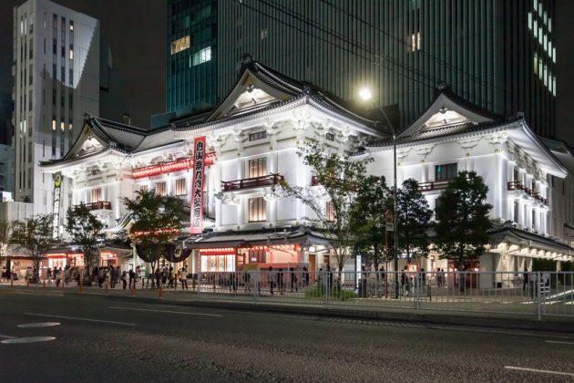 歌舞伎座の歴史 明治期から愛される、日本最大級の劇場の建築と
